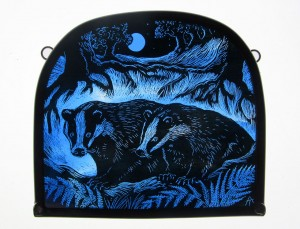 Full Moon Badgers
