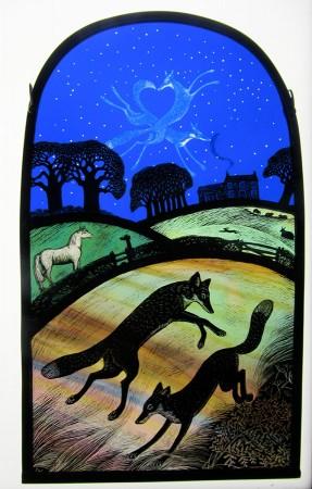 Love Foxes II