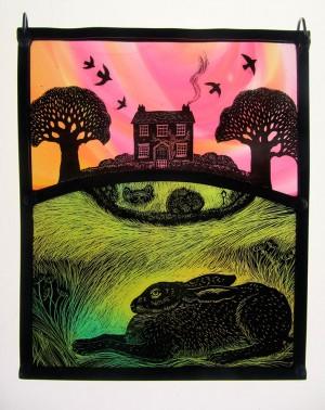 Sunset-House